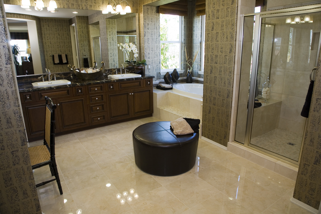 Make a Splash and Modify Your Bathroom